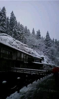 銀山温泉旅行